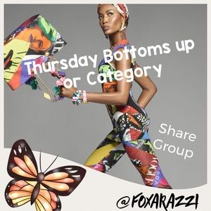Other - Open🦋Thursday Bottoms up or Category Share 20